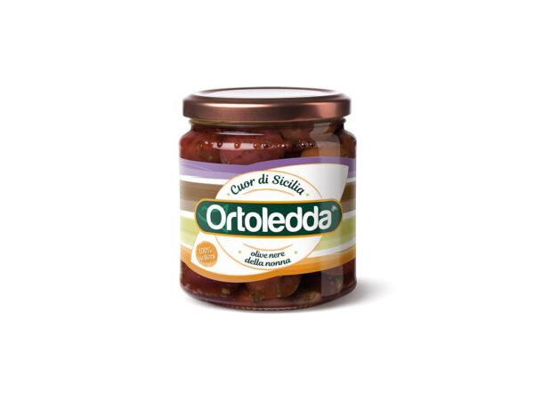 Olive nere della nonna
